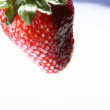 Royalty-Free Stock Photo: Strawberrie milk