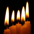 Candles — Stock Photo #5021469