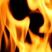 Fondo de pantalla de fuego — Foto de Stock