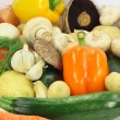 Assorted vegetables. — Stock Photo #4732556