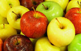 Assorted Apples. — Stock Photo