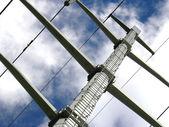 Power lines 05. — Stock Photo