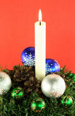 Decoración de navidad 02. — Foto de Stock