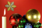 Spirit of Christmas and New Years Eve 05. — Stock Photo