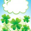 Clover — Stock Vector #5005904