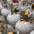 Gas tanks — Stock Photo #4698592