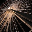 Observation wheel — Stock Photo