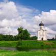 Church of the Intercession on the Nerl — Stock Photo