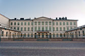 Presidential Palace, Helsinki, Finland — Stock Photo
