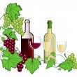 Royalty-Free Stock Vector Image: Vineyard