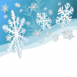 Snowflakes — Stock Vector #4755998