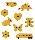Cookies — Stockvektor