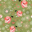 Floral pattern — Stock Vector #5349533