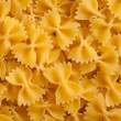 Farfalle background - Stock Photo