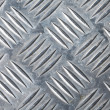 Stock Photo: Dirty corrugated sheet metal background