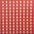 Checkered fabric background — Stock Photo