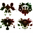 Rorschach test — Stock Photo