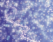 Abstract winter — Stock Photo