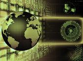 World connectivity — Stock Photo