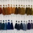 Colorful wool — Stock Photo