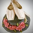 Stock Photo: Ballet Shoes