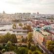 Moscow panorama — Stock Photo #5372795