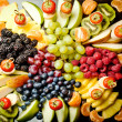 Healthy fresh fruits - Stock Photo