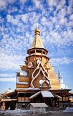 イズマイロボのクレムリンの塔の装飾 — ストック写真