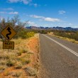 Australian outback — Stock Photo #4794256