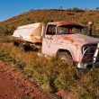 Wreck truck — Stock Photo
