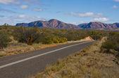 Outback australiano — Foto Stock