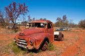 Wreck truck — Stock Photo