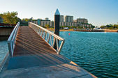 Ocean coast in Darwin, northern territory australia — Stock Photo