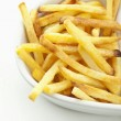 French fries , Pommes Frites — Stock Photo