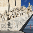 Padrao dos Descobrimentos in Lisbon - Stock Photo