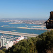 Stock Photo: View over Gibraltar