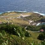 Saba island in the Caribbean — Stock Photo #4872608