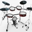 3d drums isolated — Stock Photo