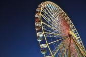 Riesenrad bei Nacht — Stock Photo