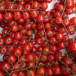 Rote Cherrytomaten — Stock Photo