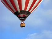 Heißluftballon Detail — Стоковое фото