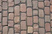 Granite stone flooring — Stock Photo