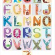 Royalty-Free Stock Vector Image: Alphabet