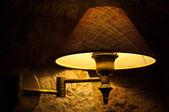 A lâmpada quente — Fotografia Stock