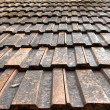 Roof tiles — Stock Photo #4776430