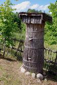 Strawy 蜂巢 — 图库照片