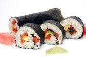 Maki Sushi — Stock Photo