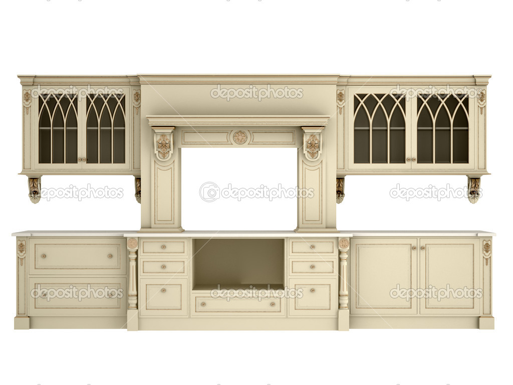 Stunning Classic furniture for kitchen - Stock Image 1024 x 768 · 140 kB · jpeg