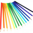Colored pencils — Stock Photo #4830879