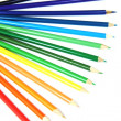 Colored pencils — Stock Photo #4830885